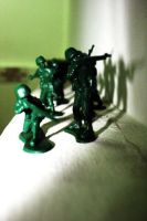 RGBY: Toy Soldiers by Crimson-Shirou