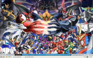 Super Robot Wars by flame13th