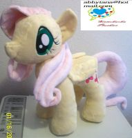 Fluttershy Plush For Sale, Sold by SiamchuchusPlushies