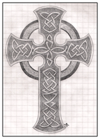 .: Celtic cross :. by Ytse80
