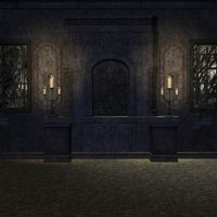 Spooky room by indigodeep