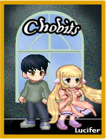 Chobits Lets me be with you by RayValentine