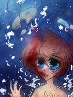 End up at the bottom to watch how it all ends by Nadi-Chan