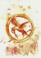 Mockingjay by Curlie-11