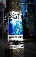 Lost Whale by FluffableSheep