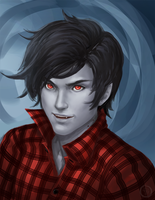 Marshall Lee by Elekitelik