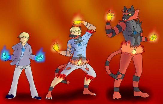 Feel the power (collab) by Ravieel