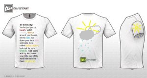 my shirt entery by nut-tree