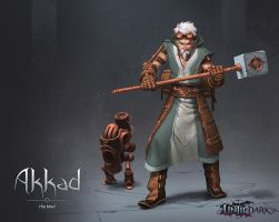 Until Dark - Akkad by Kurunya