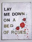 Bed of Roses by Dhria