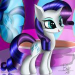Rarity Classic by SpitfireSparkle1