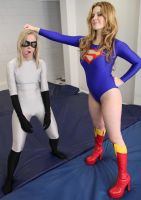 Update Sneak Peek: SUPERGIRL'S REVENGE by sleeperkid