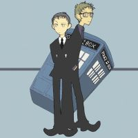 DOCTOR WHO 02 by matsutakedo