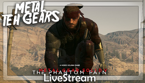 LIVESTREAM METAL TEH GEARS! by Vendus