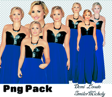Pack 024 Demi Lovato Pack png by SMILERMICHELY
