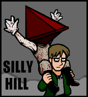 Silly Hill Icon 2 by Yamallow