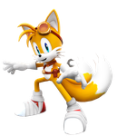Tails boom New Render by NIBROCrock