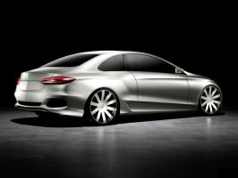 Mercedes-Benz Grandcoupe byEDL by EDLdesign