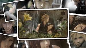 Cloud and Tifa (2) - Version 2 - by AuraIan