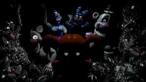Are you ready for a FUNTIME!?! by Creepazilla