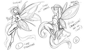 Tattoo Iterations 1 by Poorboy-Comics