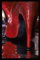 Red Stilettoes by jduk