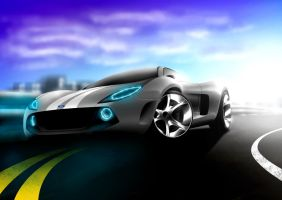 Ford-Concept by Morfiuss