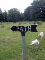 PATH Arrow Sign by OsorrisStock