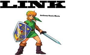 Old School Link by Merderous3mpire
