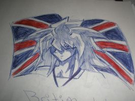 British lol by FallenUnicorn