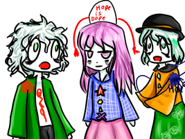 MY OT3 WOW by 420weedlord420