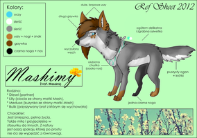 Ref Sheet 2012 by Mashimy