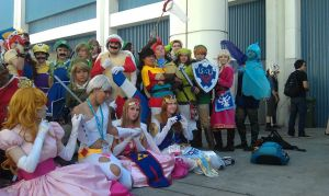 AX 2012: Nintendo Gathering! by InvaderSonicMx