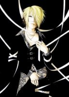 Reita...undressing... by Rey-HANA