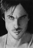 Ian Somerhalder by Oureliua