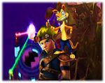 Jak and Daxter Reunited by 9029561