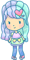 New Chibi Style by zara-leventhal