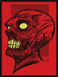 Red Skull by FlapJoy