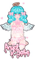 Angel Babe by MissJediflip