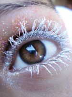 glitter eye II by ftourini-stock