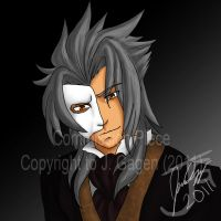 Commission- Phantom Xemnas by Song64