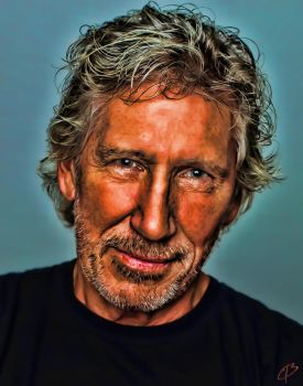 Roger Waters by gosteripeygamberi
