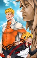 Generations by Lycorine