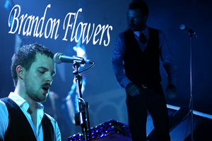 Brandon Flowers by MissArkhamAngel