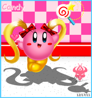Giftart: Candy loves invincible candy by Bowser2Queen