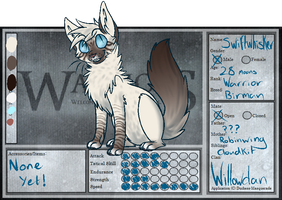 TFL // Swiftwhisker Application by Closet-Furry
