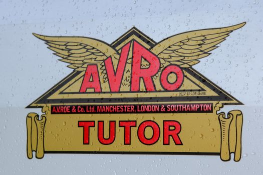 Avro Tutor by Daniel-Wales-Images