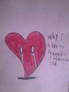Sad heart by RUSSlANS