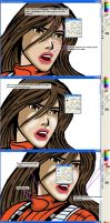 Coloring Tutorial part 12 by JosephB222