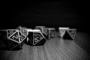 Dwarven Dices by FreeForms